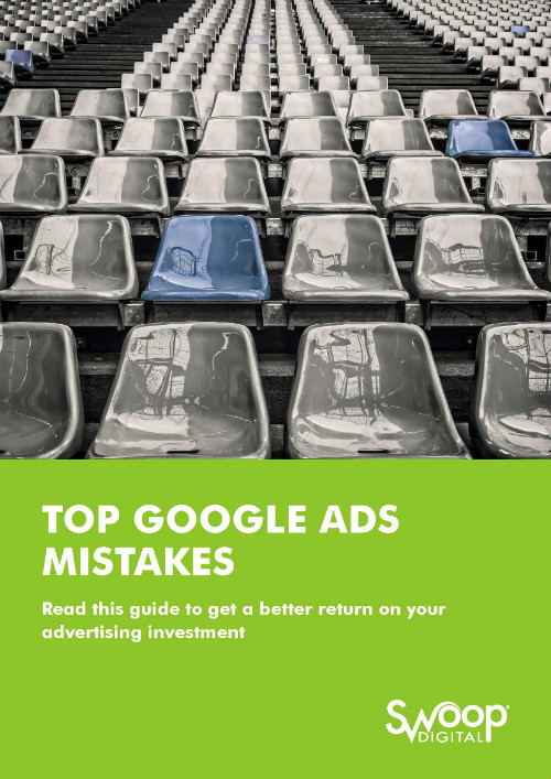 Top Google Ads Mistakes-page1
