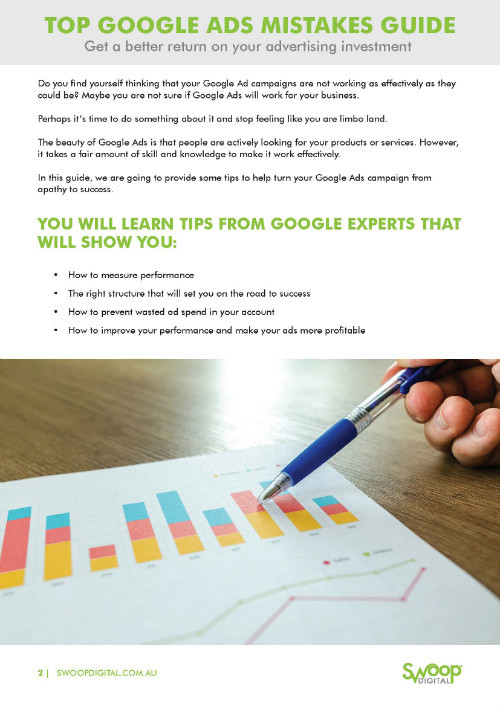 Top Google Ads Mistakes-pg2